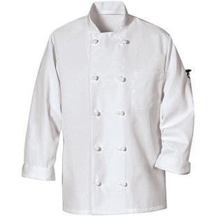 Executive Chef Coats - Click for Large View