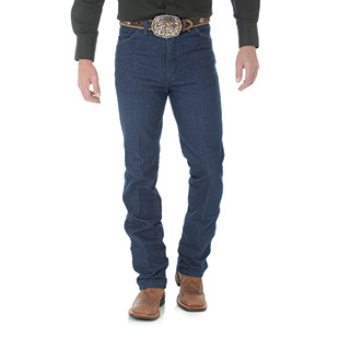 Wrangler Riggs Workwear Cowboy Cut Slim Fit - Click for Large View