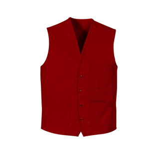 Unisex Traditional V-Neck Vest (4 Color Choices) - Click for Large View