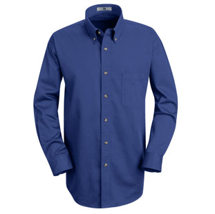 Lee Mens Meridian Performance Long Sleeve Twill Shirt - Click for Large View
