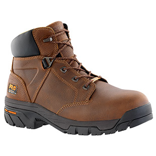 Timberland PRO Helix 6 Inch Waterproof Alloy Toe Work Boots - Click for Large View