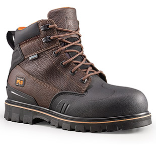 Timberland PRO Rigmaster 6 Inch Steel Toe Work Boots - Click for Large View