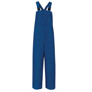 Flame Resistant Nomex IIIA Unlined Bib Overall - Click for Large View