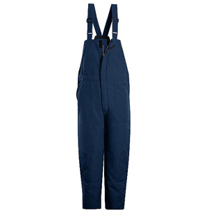 Flame Resistant Nomex IIIA Deluxe Insulated Bib Overall - Click for Large View