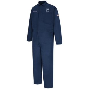 Payzone Flame Resistant Excel-FR Cotton Classic Coveralls - Click for Large View