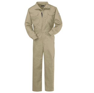 Flame Resistant Excel-FR Comfortouch Deluxe Coverall - Click for Large View