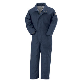 Flame Resistant Excel-FR Comfortouch Deluxe Insulated Coverall - Click for Large View