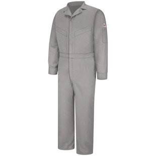 Flame Resistant Excel-FR Deluxe Comfortouch Coverall - Click for Large View