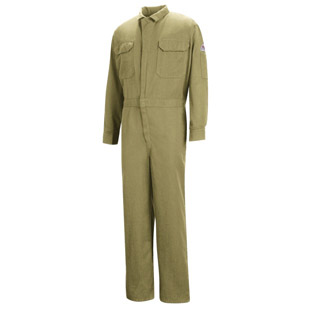 Flame Resistant Cool Touch 2 Deluxe Coverall - Click for Large View