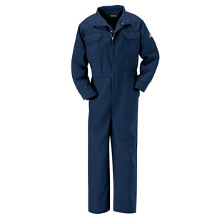 Flame Resistant Nomex IIIA 6.0 oz. Deluxe Coverall - Click for Large View