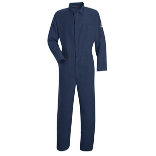 Nomex IIIA Flame Resistant 4.5 oz. Contractor Coveralls - Click for Large View