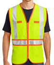 CornerStone ANSI 107 Class 2 Dual-Color Safety Vest
