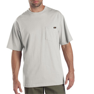 Dickies 2 Pack Short Sleeve Pocket T-Shirts - Click for Large View