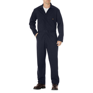 Dickies Basic Cotton Coverall - Click for Large View