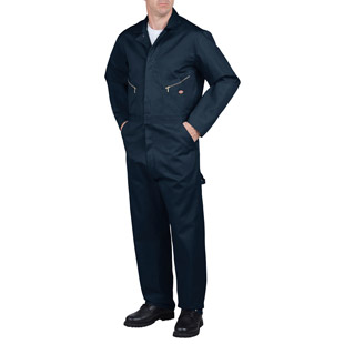 Dickies Deluxe Cotton Coverall - Click for Large View