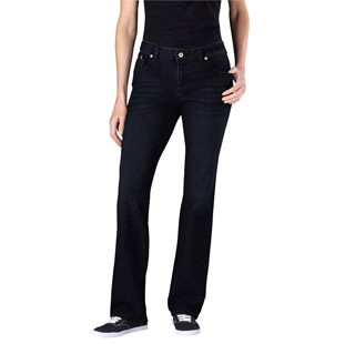 Dickies Womens Relaxed Fit Straight Leg Jean - Click for Large View