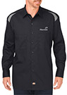 Howden North America Dickies Long Sleeve Performance Shop Shirt
