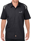 Howden North America Dickies Short Sleeve Performance Shop Shirt