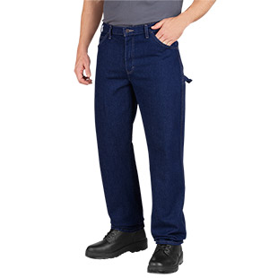 Dickies Industrial Relaxed Fit Carpenter Jean - Click for Large View