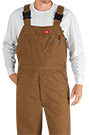 Dickies Flame Resistant Duck Bib Overall