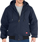 Dickies Flame Resistant Insulated Duck Jacket with Hood