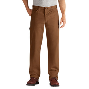 Dickies Flame Resistant Duck Carpenter Jean - Click for Large View