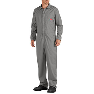Dickies Flame-Resistant Lightweight Coverall - Click for Large View