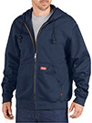 Dickies Flame Resistant Zip Fleece Hoodie