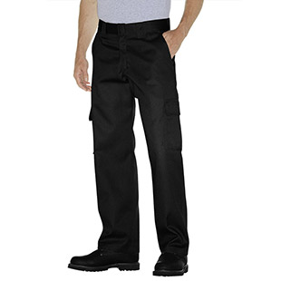 Dickies Relaxed Straight Leg Cargo Work Pant - Click for Large View