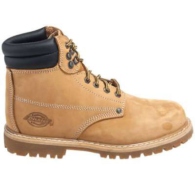 0e819200d79 Dickies Raider 6 Inch Steel Toe Work Boot