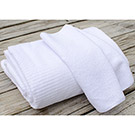 Enviro-Linen 20 by 40 Microfiber Ribbed Bath Towel