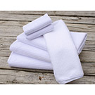 Enviro-Linen 12 by 12 Microfiber Ribbed Wash Cloth