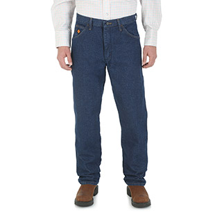Wrangler Riggs Workwear Flame Resistant Carpenter Work Jean - Click for Large View