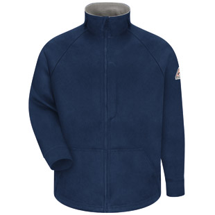 Flame Resistant FR3 Wind-Resistant Water Repellent Jacket - Click for Large View