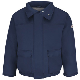 Flame Resistant CoolTouch 2 Insulated Bomber Jacket - Click for Large View