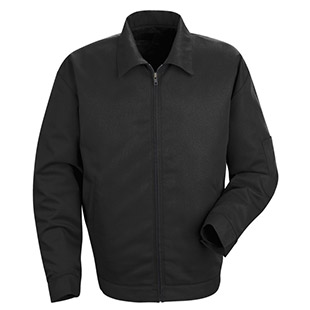 Universal Services Provider Slash Pocket Technician Jacket - Click for Large View