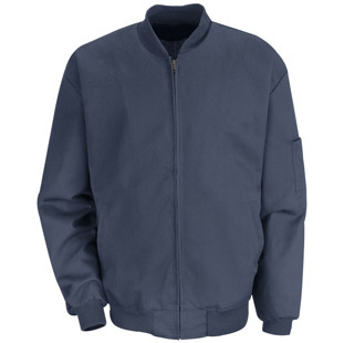 Red Kap Mens Solid Unlined Team Jackets - Click for Large View