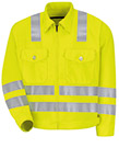 Hi Visibility Ike Jacket  - Type R, Class 3
