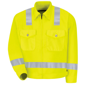 High Visibility Jacket - Click for Large View