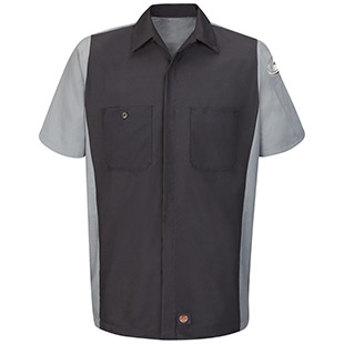 Kubota Technician Short Sleeve Crew Shirt - Click for Large View