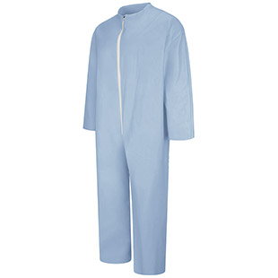 Flame Resistant Disposable Coveralls (20 Pack) - Click for Large View