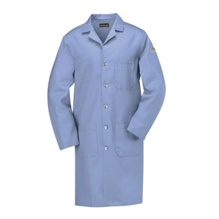 Flame Resistant Cotton Lab Coats - Click for Large View