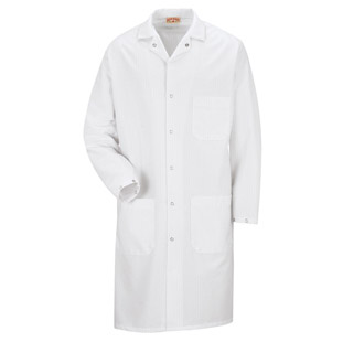 Unisex ESD - Anti-Static Tech Lab Coats - Click for Large View