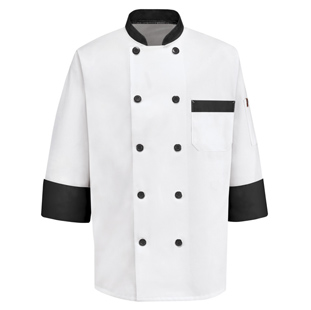 Garnish Chef Coat - Click for Large View
