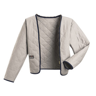 Flame Resistant Zip-In Zip-Out Modaquilt Liner - Click for Large View