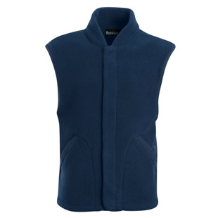 Flame Resistant Modacrylic Fleece Vest Jacket Liner - Click for Large View