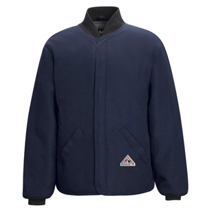 Flame Resistant NOMEX IIIA Sleeved Jacket Liner - Click for Large View