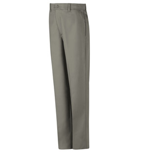 Red Kap Mens Wrinkle Resistant Cotton Work Pants - Click for Large View