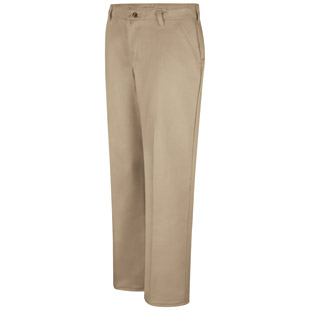 Red Kap Womens Plain Front Cotton Pant - Click for Large View