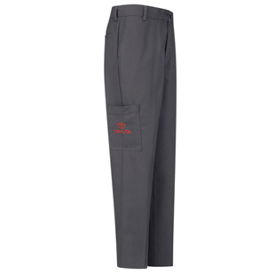 Red Kap Toyota Technician Plain Front Pant - Click for Large View